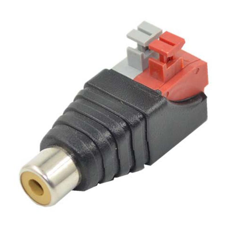RCA-011 Audio Connector