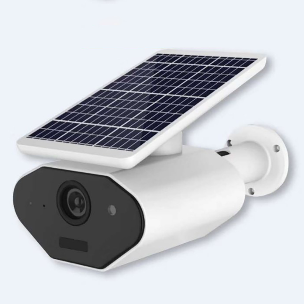 Solar Pannel All in One Camera